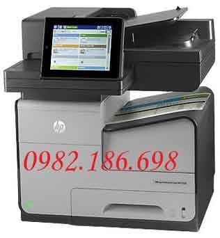 Máy in Laser màu HP Officejet Enterprise Color Flow MFP X585F