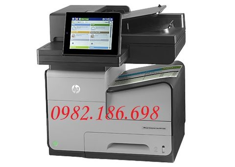 Máy in Laser màu HP Officejet Enterprise Color Flow MFP X585z
