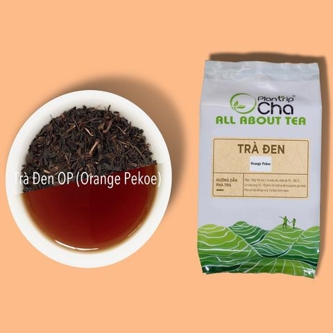 Trà Đen Orange Pekoe Plantrip Cha