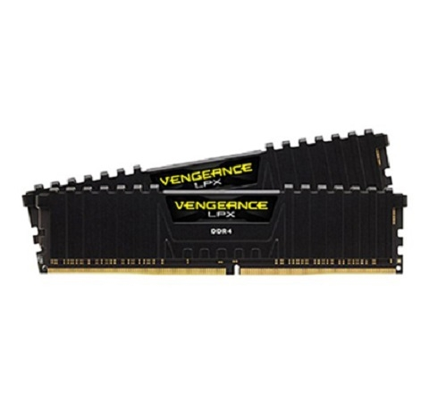 Ram Kit DDR4 Corsair (2x4Gb) 8Gb bus 2133Mhz C13-VengeanceLPX