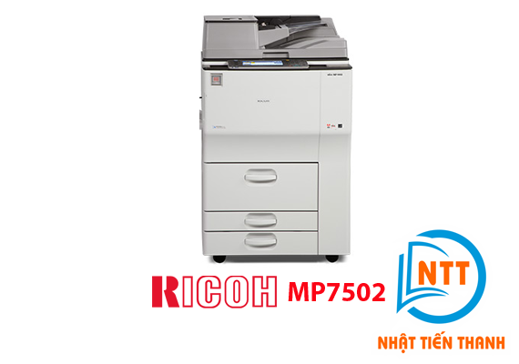 Máy Photocopy Ricoh Aficio MP 7502