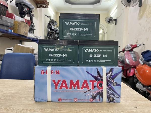ắc quy xe đạp điện yamato
