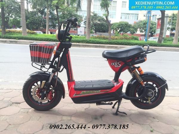 Xe đạp điện Giant m133s cũ chính hãng