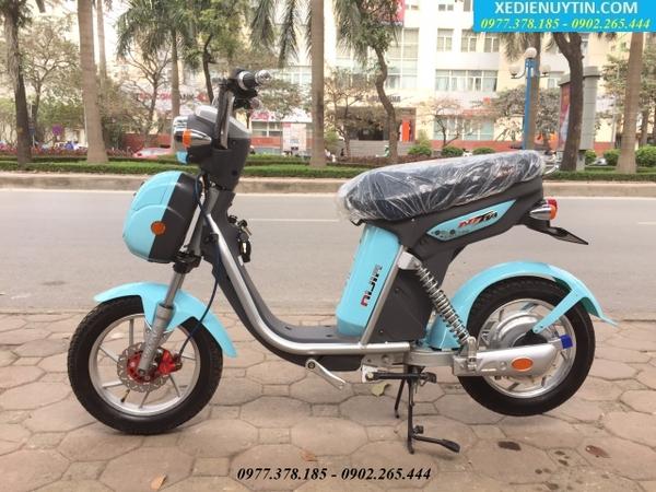 Xe đạp điện Nijia 20A Deluxe