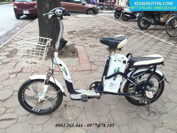 Xe đạp điện Hk bike cũ