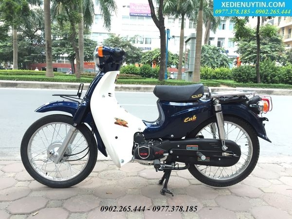 Xe máy Cub 81 Thái Lan 50cc