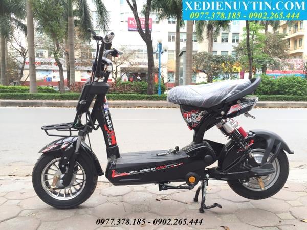 Xe đạp điện 133 Sport 2020 mầu đen