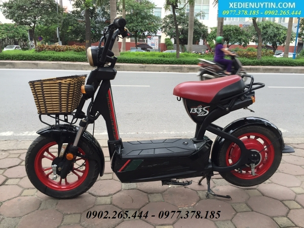 Xe đạp điện Giant m133s cũ
