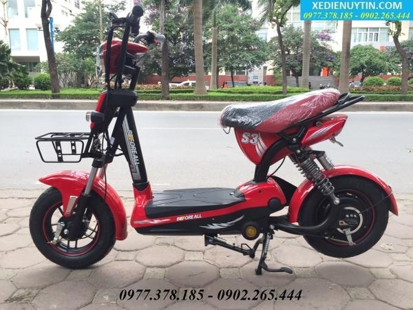 Xe đạp điện 133s giá rẻ