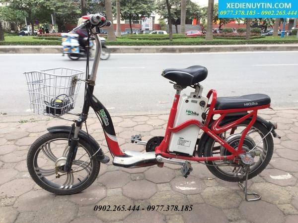 Xe đạp điện Hk bike cũ ở Hà Nội