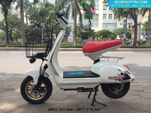 Xe đạp điện Mocha cũ