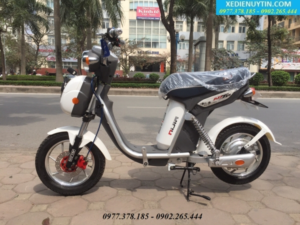 Xe đạp điện Nijia 20A Deluxe chính hãng