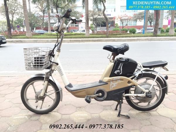 Bán xe đạp điện Yamaha cũ