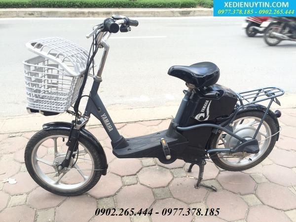 Xe đạp điện Yamaha cũ giá rẻ