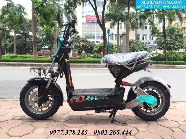 Xe đạp điện chống nước
