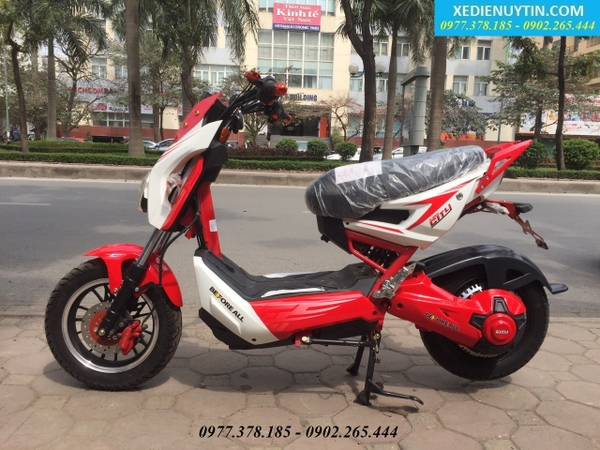 Xe máy điện Xmen City của hãng Before All