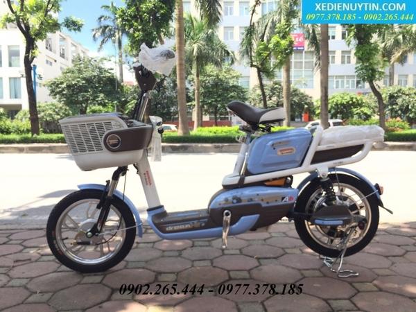 Xe đạp điện Honda A6 2018