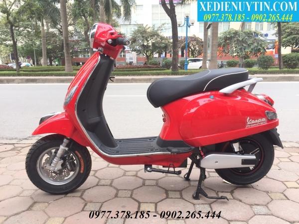 Xe máy điện Vespa Classic