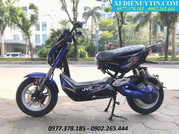Xe máy điện Xmen F1 JVC chính hãng