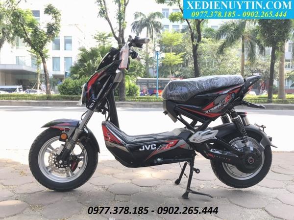Xe máy điện Xmen F1 JVC 2019
