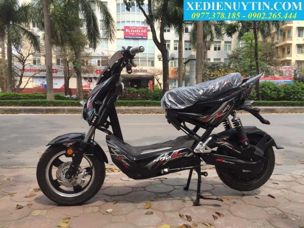 Xe máy điện Xmen GTS 2020 mầu đen