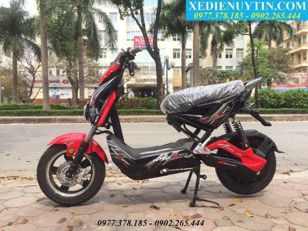 Xe máy điện Xmen GTS 2020 mầu đỏ