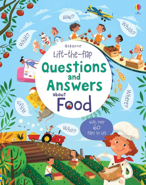 question-and-answer-about-food