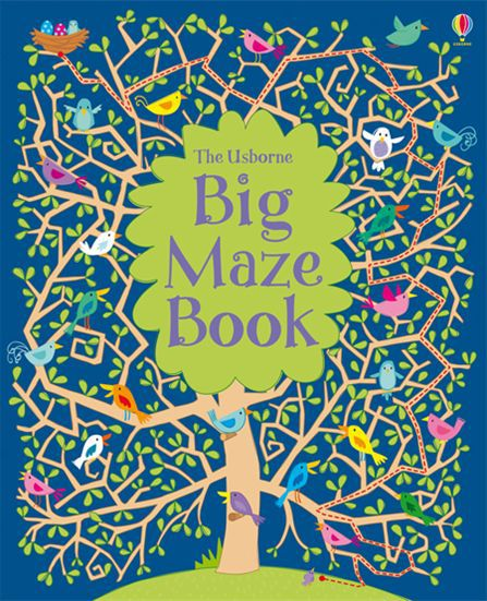 the-usborne-big-maze-book