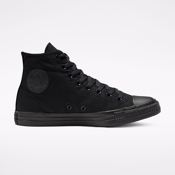 Converse classic cao cổ vải đen (hai phiên bản) CCVD053
