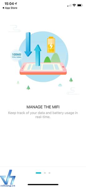 Hướng dẫn cài đặt thiết bị TP-LINK M7350 bằng App TpMiFi