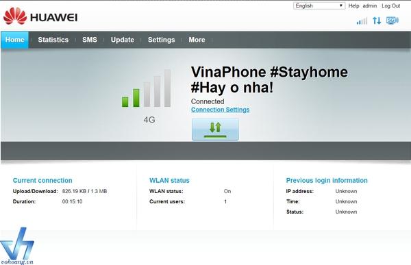 Huawei B520s-93a | Hướng Dẫn Cài Đặt Bộ Phát Wifi 4G Mới Nhất