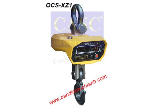 Cân treo OCS- XZ1 hãng sản xuất Fuda