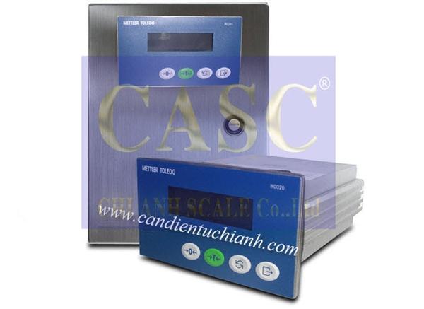 IND 320 Mettler toledo cho cân đóng bao tự động