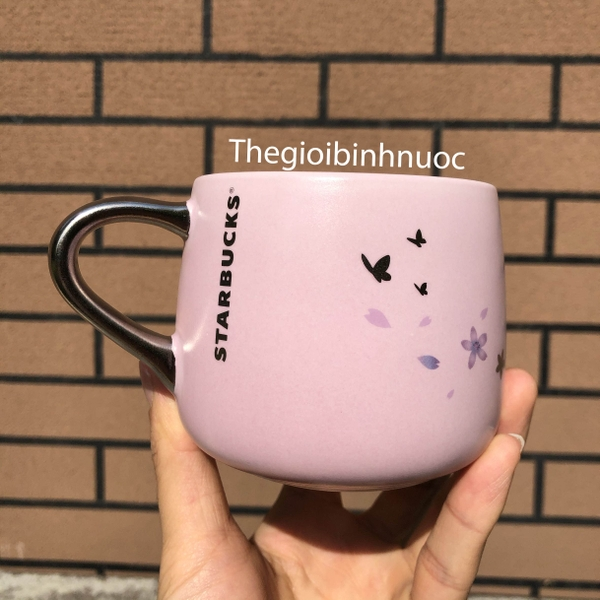 Starbucks Cherry Blossom Cup