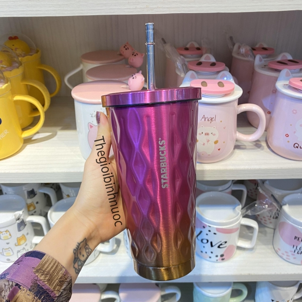Ly Cold Cup Starbucks Tumbler
