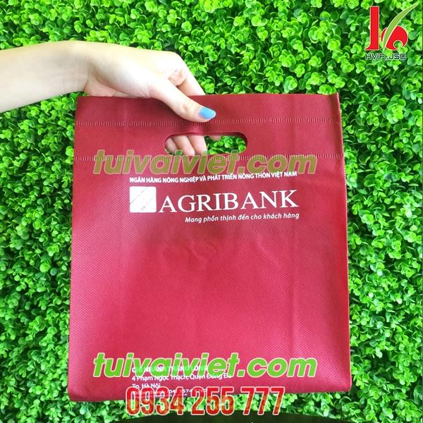 Túi vải không dệt Agribank