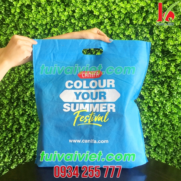 Túi vải không dệt Canifa summer