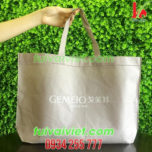 Túi vải không dệt GEMEIQ TVE016 hình 1