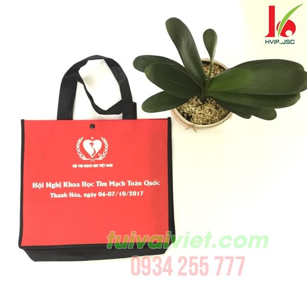 Túi vải hội tim mạch Việt Nam TVV003