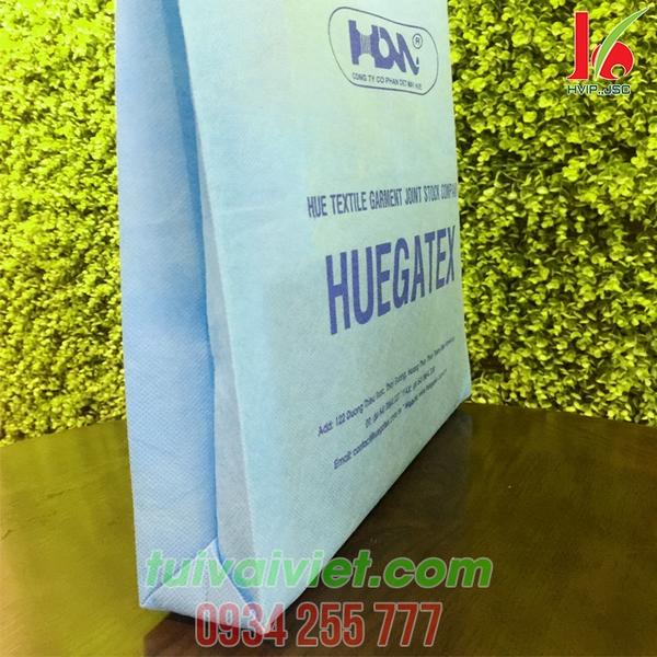 Túi vải ép nhiệt Huegatex TVE009