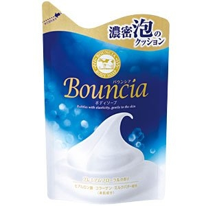 Sữa tắm Bouncia dạng túi 430ml (Made in Japan)