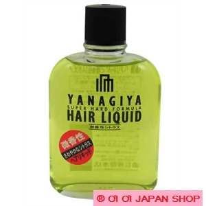 Yanagiya super hard formula hair liquid 240ml