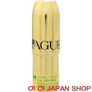 Kose Japan Vagus Lip Care Cream 3.1g - Made In Japan