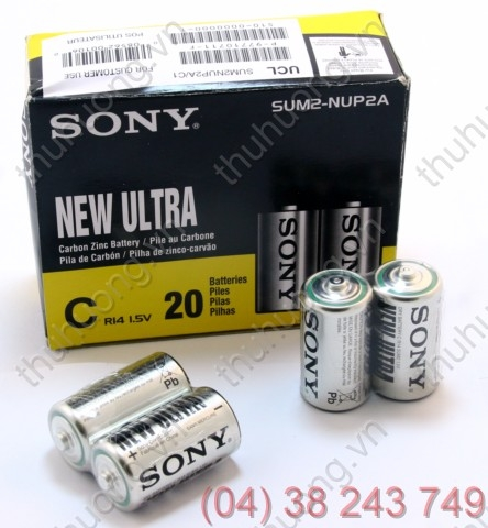 Pin trung C - SONY UM2-R14(NUP2A)