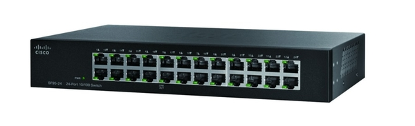 SWICH CISCO SF95-24-AS    - 24 autosensing 10/100 ports