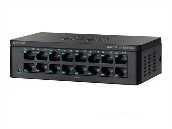SWICH CISCO SF95D-16-AS - 16 Port 10/100 Mbps