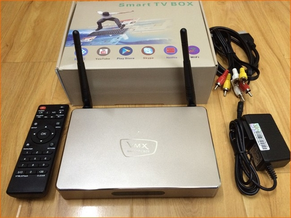 Android TV Box VMX-X8