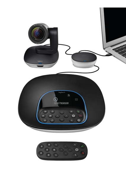 Webcam Logitech Group