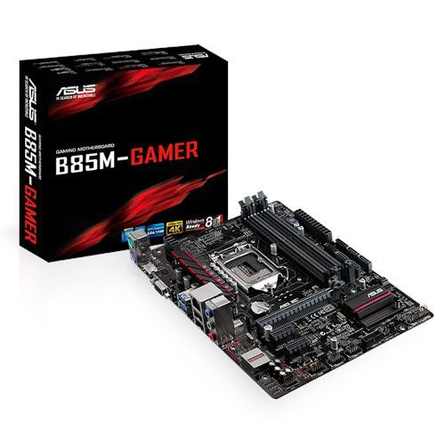 Mainboard ASUS B85M-GAMER GAMING