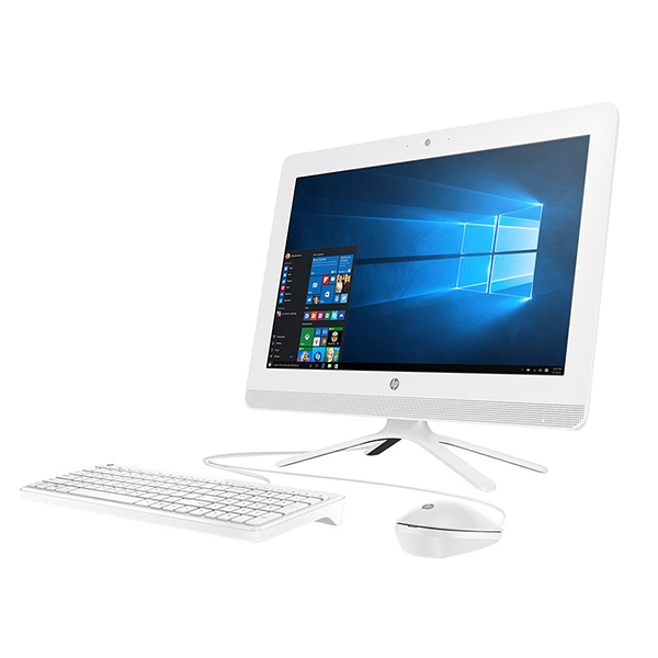 HP AIO 20-c403D - Pentium J5005(1.5GHz,4MB), 4GB RAM DDR4,1TB HDD,DVDWR, Intel UHD Graphics,19.5